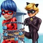 Cat Noir Rescue Ladybug