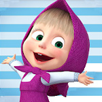 A Day With Masha And The Bear Game