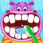 Children Doctor Dentist Game