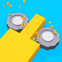 Color Saw 3D 2 Game