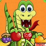 Fruit Snake Game