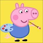 Peppa Pig Paper Cut